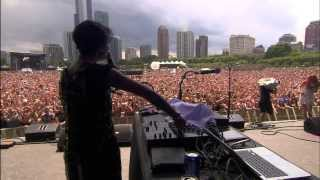 VIDEO: Friday at Lollapalooza