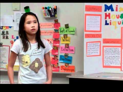 fourth grade science fair projects