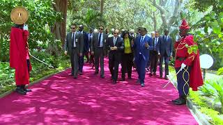زيارة الرئيس السيسي إلى السنغال -