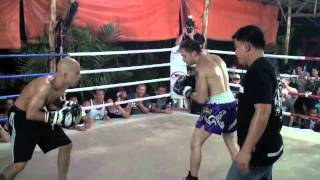 BBQ Beatdown 48: Vicent Marin (Canada) vs. Lee Brook (England) @ Tiger Muay Thai view on youtube.com tube online.