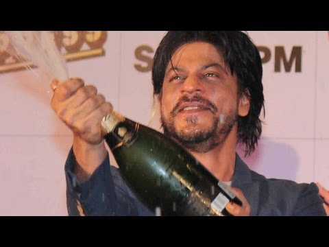 Shah Rukh Khan At 'Chennai Express' Success Bash