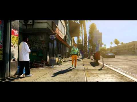 Первый трейлер Grand Theft Auto 5