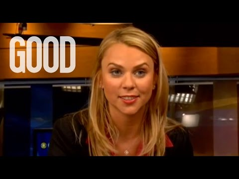 GOOD Magazine: Lara Logan