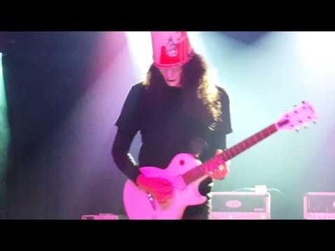 Buckethead- Jordan (LIVE) Music Farm 2016