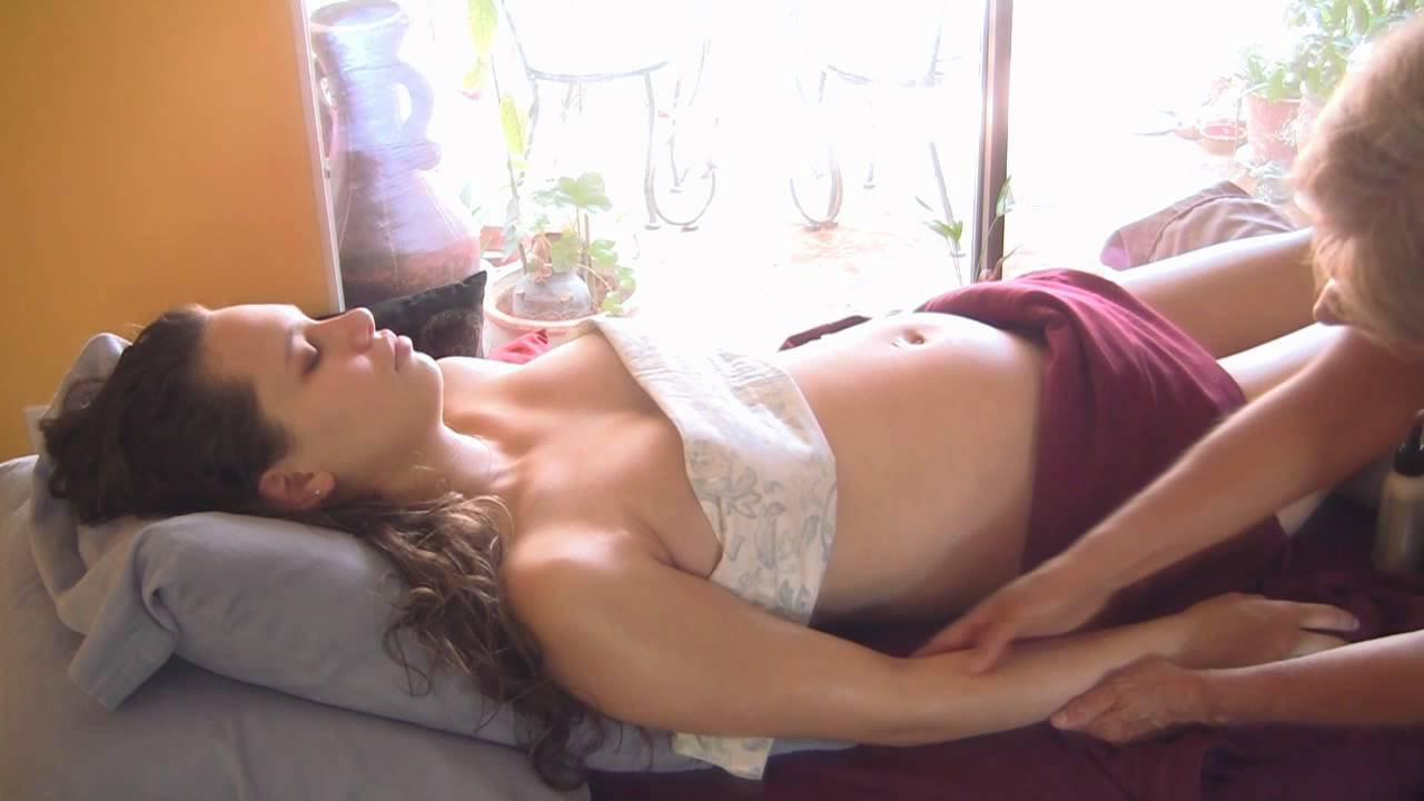 watch therapeutic breast massage