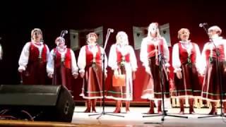 Kaziuki nad Węgorapą czyli doroczne spotkanie z tradycją wileńską w Węgorzewskim Centrum Kultury. Na fil