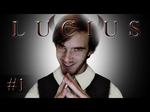 I'M EVIL! - Lucius: Part 1 [Playthrough/Walkthrough] Gameplay