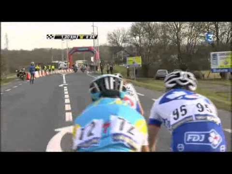 Paris-Nice 2011 - Etape 4 | Victoire de Thomas Voeckler