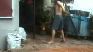 [Kick Boxing FAIL]
