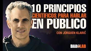 Técnicas cientificas para hablar en público