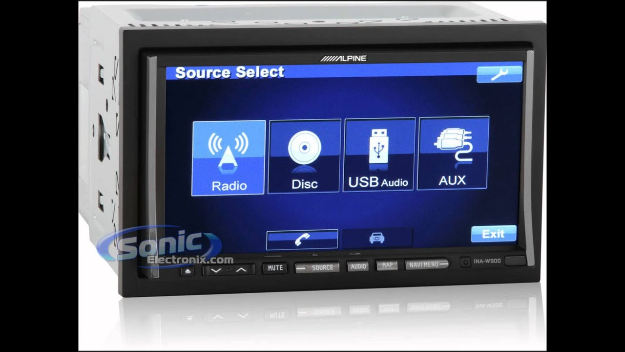 Double-Din Car Stereos Car Audio Centre