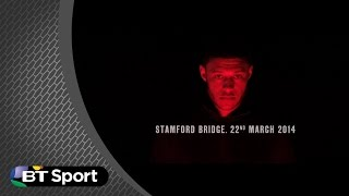 BT Sport: Stamford Bridge. 22.03.14 | #btsport