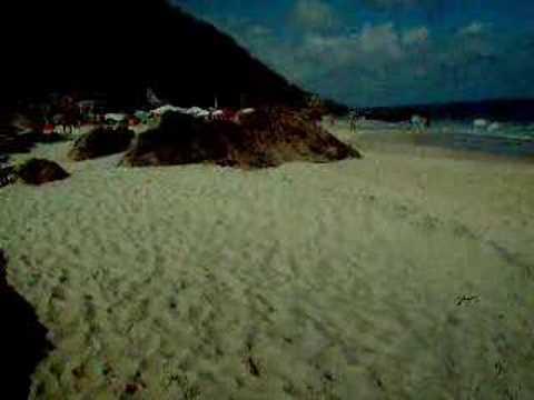 Praia do Abricó - Apresentação