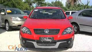 Cid Autos Brilliance FRV CROSS (AT) 2011