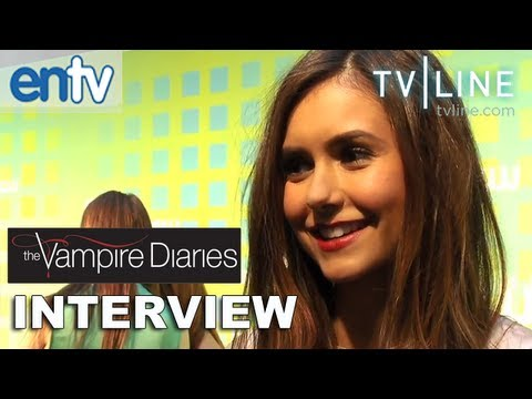 "The Vampire Diaries ""Nina Dobrev"" Interview: Talks Becoming A Vampire & Big Changes Next Season"