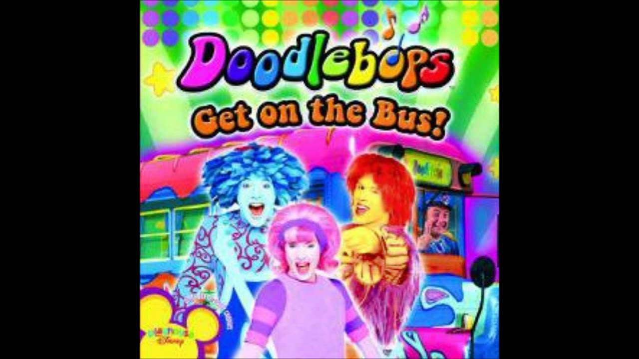 the doodlebops mighty moe machine