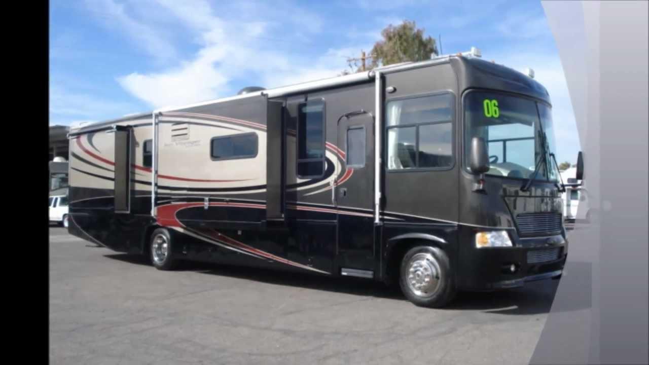 Gulfstream Sun Voyager Motorhome Sales Arizona Rv