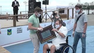 Олег Кожемяко наградил приморских спортсменов