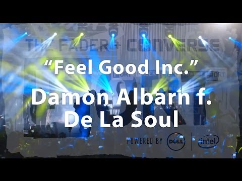 David Albarn and De La Soul,