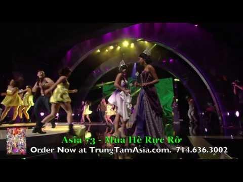 Asia DVD 73 - Mùa Hè Tình Yêu - Ngọc Anh Vi, Phạm Tuấn Ngọc (HD - Original)