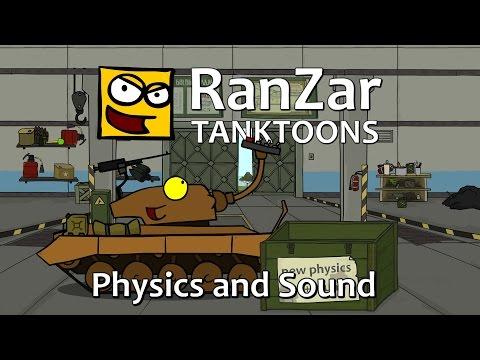 Tanktoon - Fyzika a zvuk