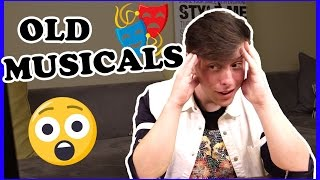 Reacting to OLD MUSICALS! | Thomas Sanders