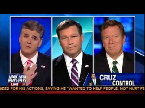 Sean Hannity Guests Battle Over Ted Cruz and 'Liberal Birthers'