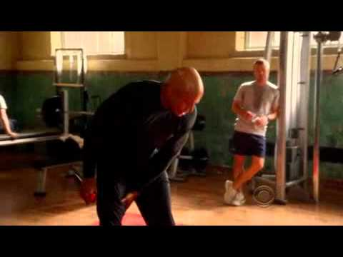 NCIS Los Angeles Season 2 Ep 7 Anonymous - Taser Scene.flv