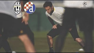 Juventus vs. Dinamo Zagreb: the build-up