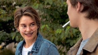 """Flirting"" THE FAULT IN OUR STARS Movie Clip # 1"