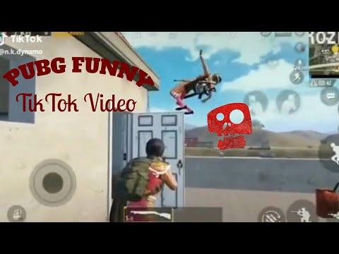 PUBG Mobile Funny Tik Tok Video   Pubg Funny Moments  PUBG FUN MAFIA