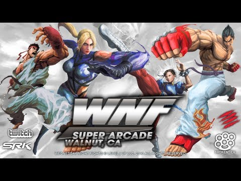 WNF:AE 2013 2.2 Street Fighter X Tekken V.2013 Finals