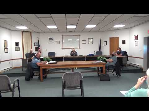 Rouses Point Village Board Meeting 5-4-20