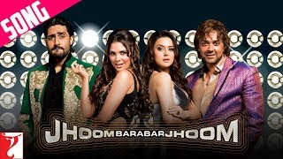 Jhoom Barabar Jhoom HD Title Video Song