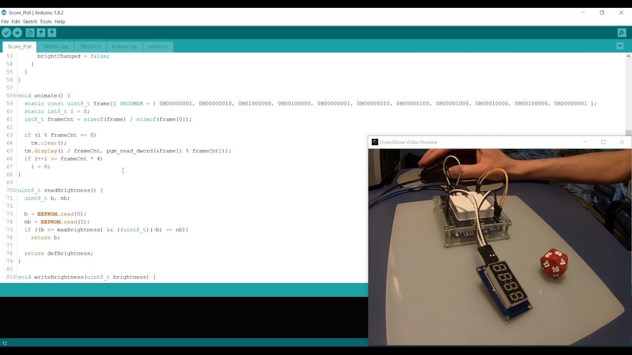 Arduino Examples - Robot Electronics
