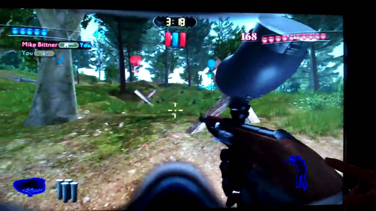 Paintball Games For Xbox 1 : Classic game room e report greg hastings paintball for