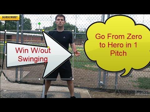 How to Coach Baseball: Baseball Hitting Tips