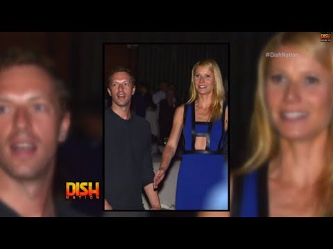 Gwyneth Paltrow And Chris Martin Have A Break Up Ceremony!