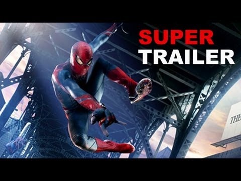 The Amazing Spider-Man 4 Minute Super Trailer - Beyond The Trailer