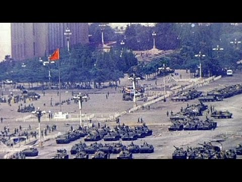 Tiananmen Square massacre: Hong Kong commemorates, Chinese officials try to forget