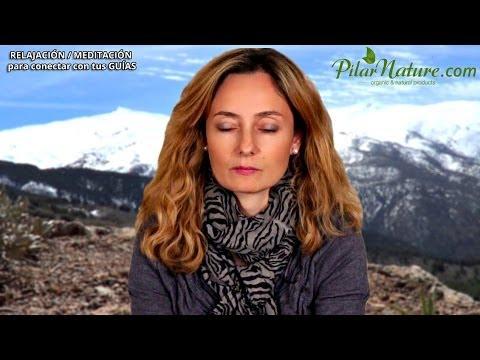 Relajación / meditación para conectar con tus guías espirituales by Pilar Nature (Guiada). Relax