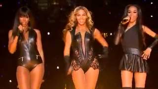 Beyoncé Live at Super Bowl 2013 And Destiny's Child