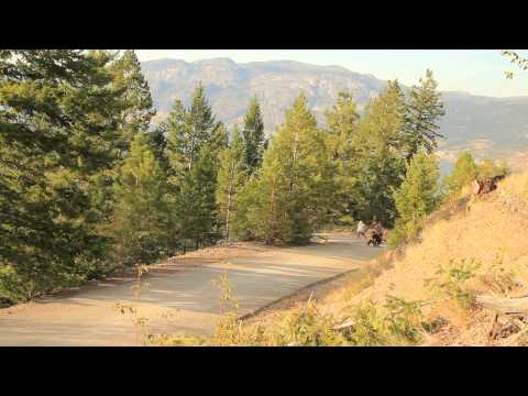 Giant's Head Freeride 2013 - Ethan Cochard, Ross Druckrey hit Tightrope