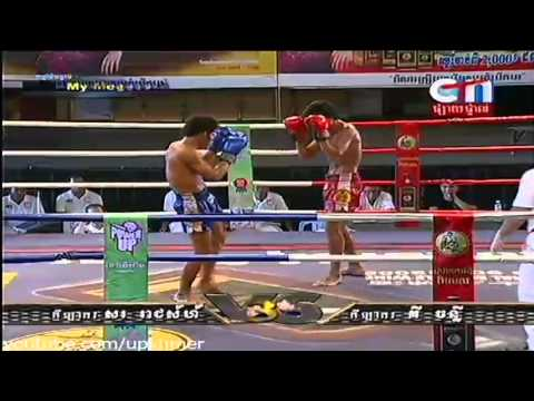 Sor Reach Sei vs Ky Chanthy [27-10-2013]