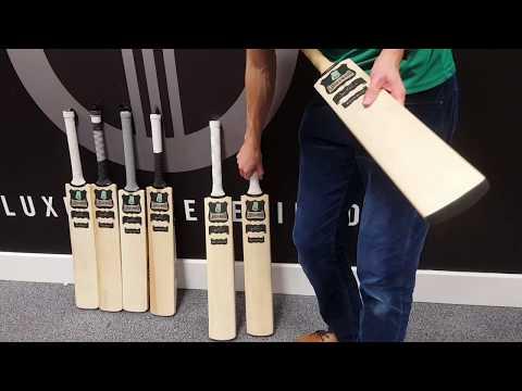 Laver & Wood Mega Reserve Cricket Bat