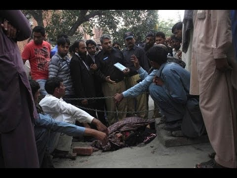 In Lahore, Pregnant Pakistani woman stoned to death (Farzana Iqbal)