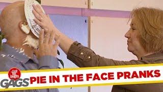Skrytá kamera - Torta do tváre