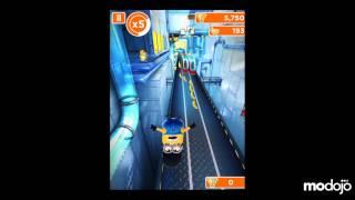 Soluce Moi, Moche et Méchant : Minion Rush sur iPhone et Android, niveau 4