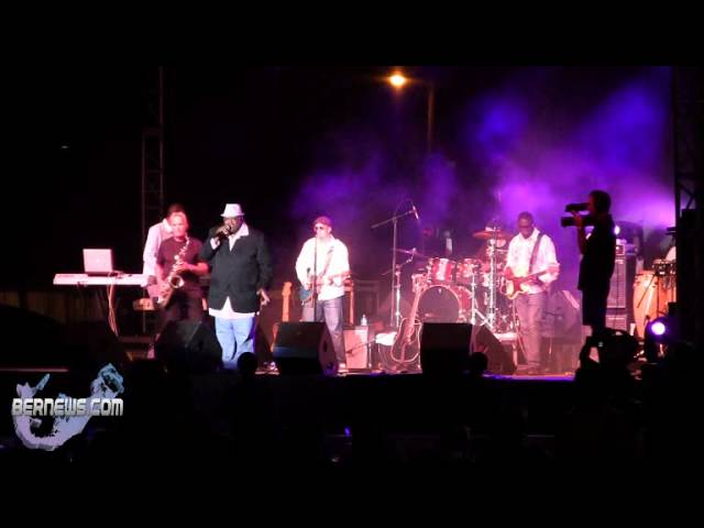 Biggie Irie At John Lennon Tribute Concert, Sept 21 2012