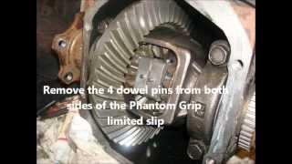 Nissan 350Z Phantom Grip Limited Slip Differential Install